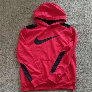 Nike boys dri fit hoodie EUC